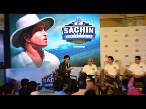 Sachin Tendulkar - God of Cricket in Bangalore