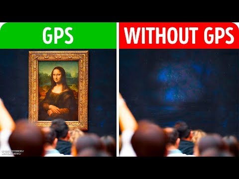 20 Ways We Use GPS Without Knowing It