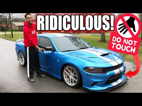 1,000+ Horsepower Charger Hellcat Review!! WTF Was He Thinking??!!