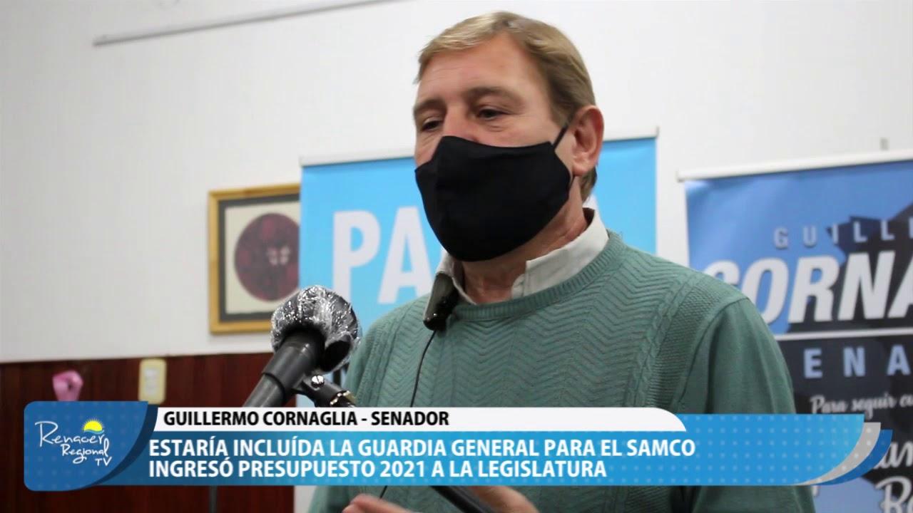 02-11-20 Nota Guillermo Cornaglia - Senador