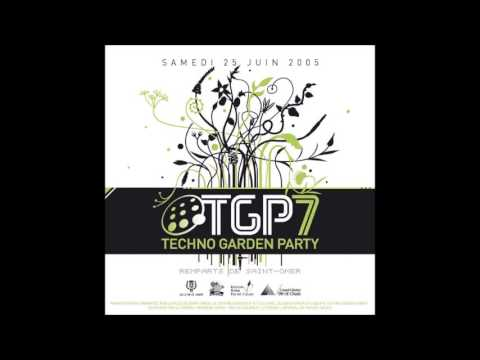 DJ Mary - Live @ Techno Garden Party 7 - Saint Omer, France 25.06.2005.