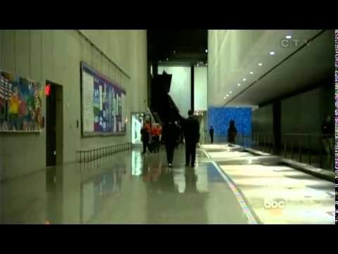 "Whoopi Tours ""The 9/11 Memorial Museum"""