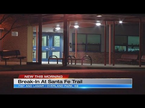 Police investigate break-in at Overland Park elementary school