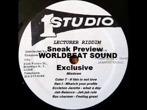 Download EXCLUSIVE  Lecturer Riddim -
