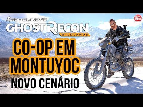 Ghost Recon Wildlands: CO-OP EM MONTUYOC / Novo Cenário Disponível ( Open Beta ) PS4 PRO