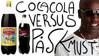 USA VS SWEDEN (COCA COLA VS PÅSKMUST)
