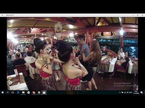Bangkok Chaophaya River Cruise Thailand DV.469