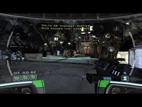 Star Wars: Republic Commando Campaign Kashyyyk Mission Part 7 |