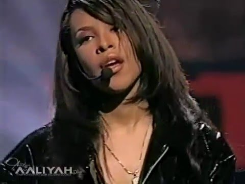 Aaliyah  One In A Million   At The Apollo 1996 Aaliyahpl