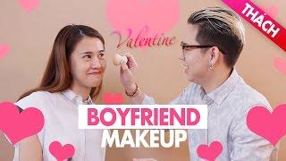 Thách Thảo 5 | Boyfriend Makeup | Ngọc Thảo | GameShow Hài Hước Việt Nam