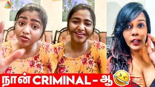 Meera Mithun-ஐ செமையா கலாய்த்த Shalu Shamu | Thalapathy Vijay, Suriya, Trisha, Nepotism