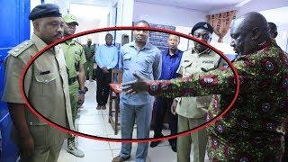BREAKING: Waziri Lugola Amsweka Ndani Mkuu Wa Kituo Kikuu Polisi Mtwara