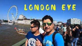 London Eye Se London Ka Nazara | Welcome to London Again