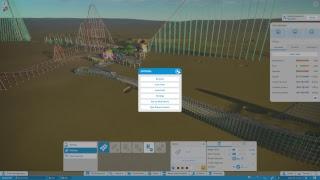 Planet Coaster (lost internet)