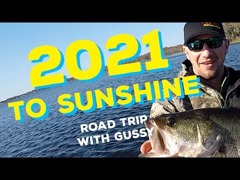 2021 to Sunshine: Road Trip with Gussy