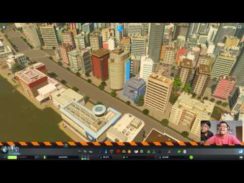CITIES SKYLINES GAMEPLAY (15) BUTIK NYONYA - Indonesia