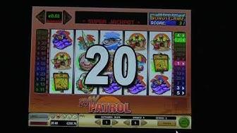 Freispiele Bay Patrol auf Casino Club