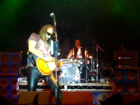Ace Frehley Concert Live at Erie Fair Hamburg Ny