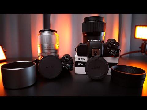 56mm f/1.4 EF-M Lens Comparison | Sigma vs. Viltrox!
