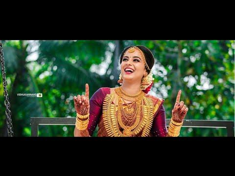 Kerala Best Wedding highlights Drishya + Jithin 2020