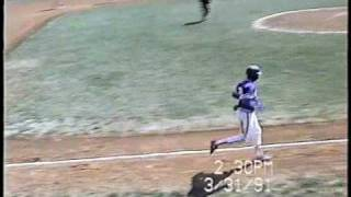 M Tucker HR vs Coppin State