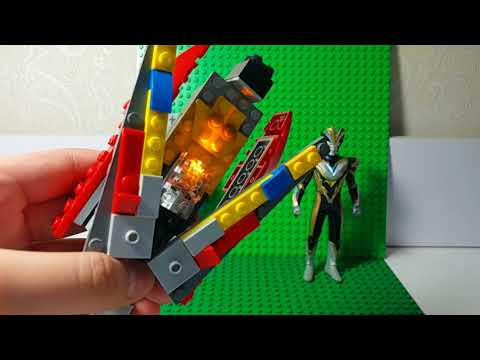 Lego Ultraman Victory Lancer Review