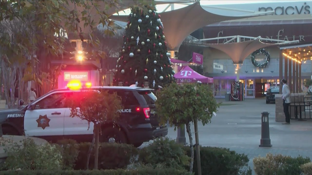 KSEE Shots fired inside Fashion Fair Mall