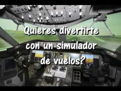 4415595898 Simuladores de vuelo on line - YouTube