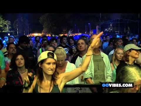 """Dark Star Orchestra performs """"The Music Never Stopped"""" at Gathering of the Vibes Music Festival 2014"""