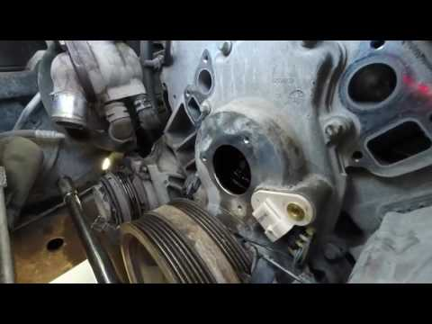 GM 6.2L V8 VVT solenoid actuator replacement.