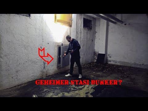 Lostplaces: Geheimer Stasi Bunker im Kabelwerk gefunden? / Eingerichtet und Funktionstüchtig