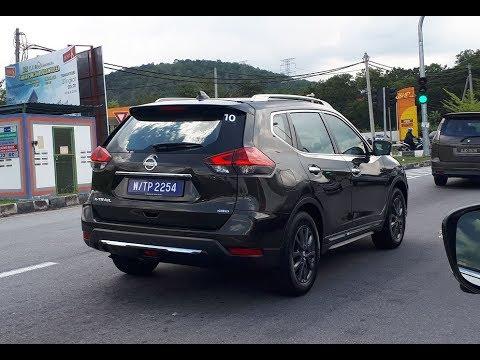 2019 Nissan X Trail 2 5l Awd Interior Exterior Evomalaysia Com Youtube