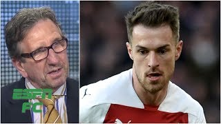 Arsenal vs. Rennes proves Gunners got it wrong about Aaron Ramsey - Paul Mariner | Europa League