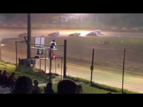 ‭6-30-18  SHADYHILL SPEEDWAY, IN  IMOD - FEATURE