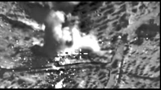 Удар двумя крылатыми ракетами по командному пункту и складу террористов в провинции Идлиб