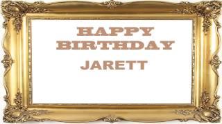Jarett   Birthday Postcards & Postales - Happy Birthday