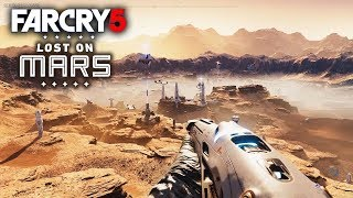 FAR CRY 5 DLC МАРС - ЖУТКИЕ ПРИШЕЛЬЦЫ!! (Прохождение Far Cry 5 Lost on Mars #1)