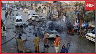 India First: 93 Killed In Bomb Blast In Quetta, Pakistan