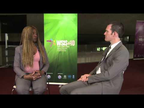 WSIS+10 INTERVIEW: Madeleine Scherb, Health & Environment Program, Cameroon