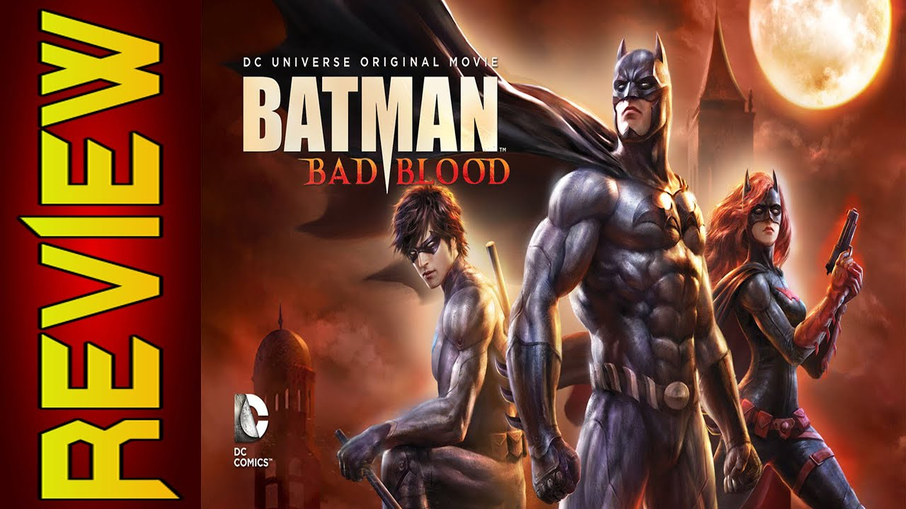 Bad Blood Amazon Reviews