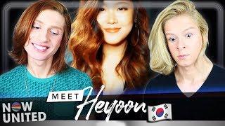 Baixar REACT Meet Heyoon from Korea - WE ARE NOW UNITED   Acorda, Berenice!