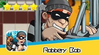 Robbery Bob Bonus 12 Walkthrough Prison Bob Recommend index four stars