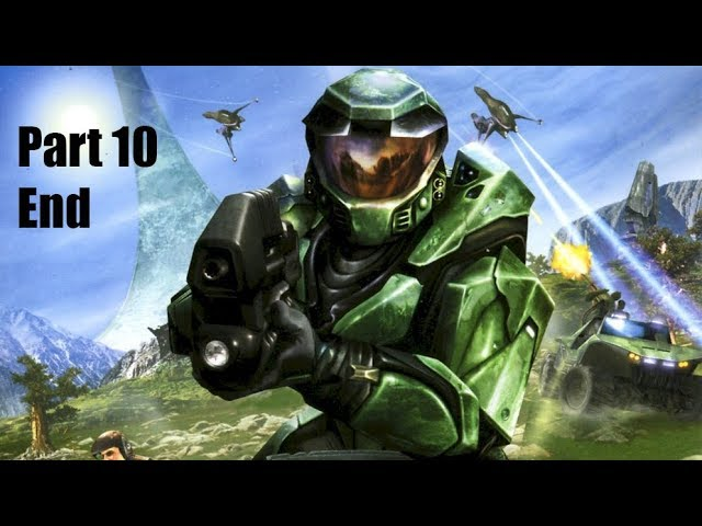 Halo Combat Evolved Walkthrough PC/The Maw