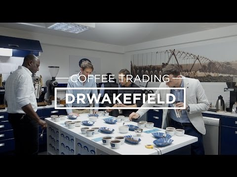 A Day of Coffee Trading at DRWakefield in London