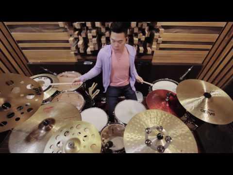 Echa Soemantri - GAC - Cinta (Drum Reinterpretation)