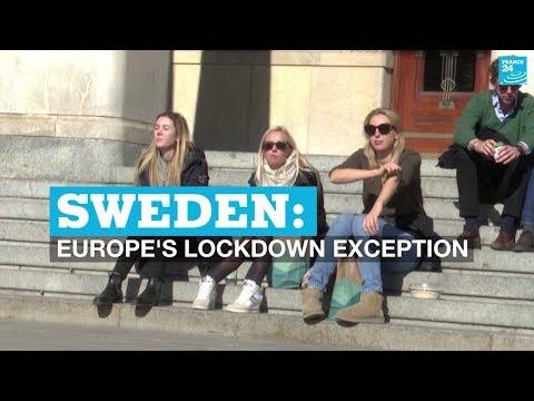 Sweden: Europe's lockdown exception