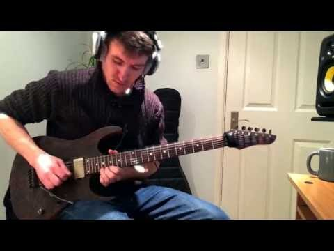 Major Lazer - Light It Up (ft. Nyla & Fuse ODG) [Remix] (Guitar Cover + TAB)