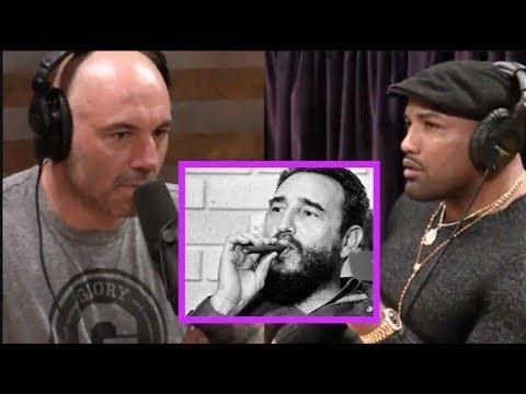 Joe Rogan - Yoel Romero Met Fidel Castro