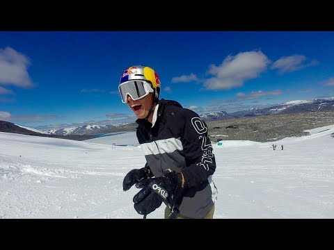 SUMMER SHRED – Øystein and friends