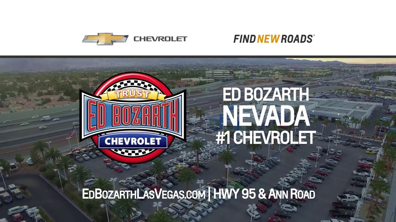 #1 Chevrolet Dealer In Las Vegas!